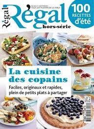 """Résultat de recherche d'images pour """"regal magazine cuisine"""""""