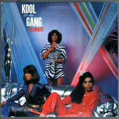 """#Celebrate!, by R&B/funk band #Kool & the #Gang, contains perhaps #KoolAndTheGang's most recognizable song, #Celebration, which still receives heavy play today over three decades later. Band member #RonaldBell predicted that the song would """"be an international #anthem,"""" and he was proven right. Not only a no. 1 hit, it was quickly adopted as a symbol of #freedom – first to welcome home the hostages released from #Iran, then to laud Democrat #WalterMondale's presidential nomination. #Vinyl…"""