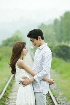 Sung Joon - Uee (high society)