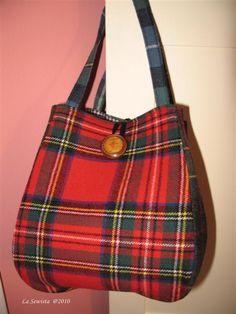 Noriko bag http://www.craftsy.com/pattern/sewing/accessory/noriko-handbag/78621 pattern - http://www.scribd.com/doc/33305441/Noriko-Bag