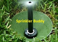 Sprinkler Saver Patented Protection For Sprinkler Heads