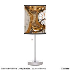 Illuminate your home with lamps from Zazzle. Find the right lamp for you today! Base Trim, Table Lamp Shades, Pull Chain, Trim Color, Rice Paper, Bed Room, Pendant Lamp, Lamp Light, Illusions