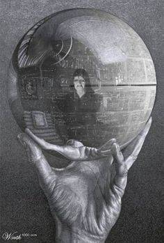 Palpatine and the Death Star