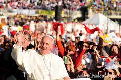 Papa Francesco a Firenze