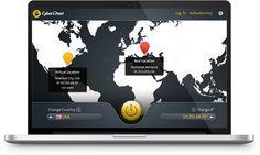 Cyberghost VPN app Review