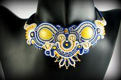 soutache necklace montownia monity