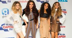 Little Mix In Capitsl FM 2015