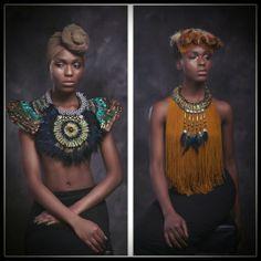 Anita Quansah S/S 2014 Collection