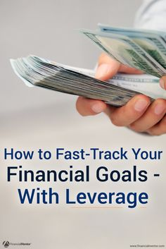 Do you want to achieve your financial goals sooner rather than later? Find out how leverage can help you - and it's not what you think. This article goes beyond financial leverage and can help anyone looking to use their time and resources more wisely. Retirement Advice, Early Retirement, Retirement Planning, Retirement Funny, Financial Literacy, Financial Goals, Financial Planning, Build A Better World, Wealth Affirmations