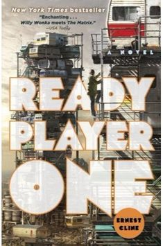 Ready Player One: A Novel [Cline, Ernest] on . *FREE* shipping on qualifying offers. Ready Player One: A Novel Ready Player One Book, Ernst Hemingway, Cyberpunk, Science Fiction, A Utopia, Ernest, Poster Design, Fandoms, Penguin Random House