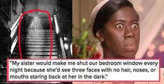 17 Real-Life Ghost Stories That'll Freak You The Fuck Out