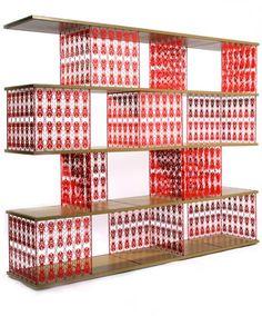 Laser cut steel  Egg Designs - Furniture - Storage
