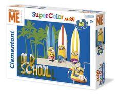 Witziges Minions Puzzle zum wünschen und schenken für Kinder