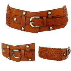 8-cm-cinturones-anchos-para-la-mujer-cuero-trenzado-de-cuerda-de-la-cintura-del-verano.jpg (800×800)