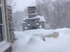 Winter in Mahwah, N.J.