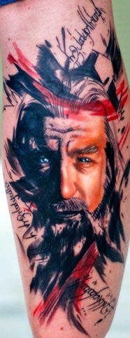 tattoo by Sake