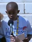 HOPE FOR OUR FUTURE Marching for Education, Justice and Freedom 9 year old activist Asean Johnson made history as the youngest speaker to address the crowd for the 50th Anniversary March on Washington.