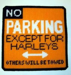 No Parking 1 of 2