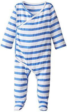 aden + anais Baby-Boys Newborn Muslin Long-Sleeve Kimono One Piece, Ultramarine Blazer Stripe, 3-6 Months aden + anais http://www.amazon.com/dp/B010S271P6/ref=cm_sw_r_pi_dp_pCzGwb1KEFBHR