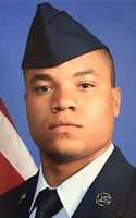 Air Force Senior Airman Quinn L. Johnson-Harris Died October 2, 2015 Serving During Operation Freedom's Sentinel