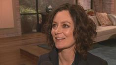 Sara Gilbert Is Pregnant  http://www.examiner.com/article/sara-gilbert-producer-and-co-host-of-the-talk-announced-she-is-pregnant