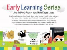 Anvil's Early Learning Series books by Ana de Borja Araneta and Krie Reyes Lopez makes learning Filipino fun for toddlers and kids of all ages. Book titles like Prrrrt… Utot! Read Aloud Books, Toddler Fun, Book Title, Early Learning, Filipino, Free Resume, Book Review, The Ordinary, The Funny