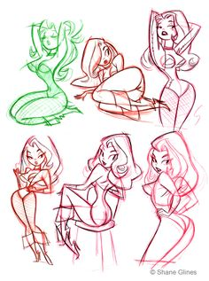 Shane Glines.... reference for Mirna