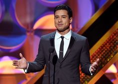 Remember these celebrity crushes? Look at them now!  Mario Lopez - All grown up  and so sexy!!!