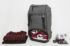 4526e626e327 Flud x Mayor Sneaker Tech Lifestyle Backpack Backpack Travel Bag