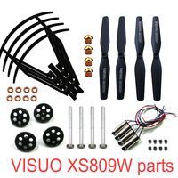 Propeller Props Blade Set for VISUO XS809 XS809HW XS809W Quadcopter Drone Parts
