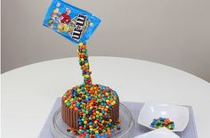 Anti-gravity cake - goodtoknow