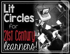Your students will LOVE this new spin on traditional literature circles!