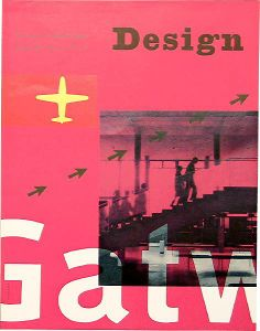 cMag707 - Design Magazine cover by Ken Garland / Issue 116 / August 1958