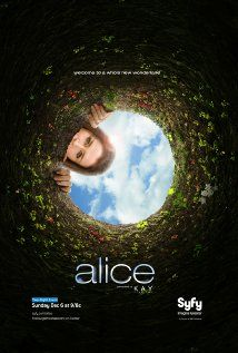 Favorite Made for TV Movie: Alice (from SyFy network)... I am in love with Hatter (Andrew Lee Potts) <3