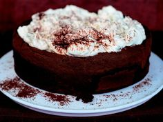 Chocolate Cloud Cake by Nigella Lawson from Cookstr.com