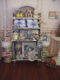 Shelf Miniatures - Minisonja: Tutorial/Printies