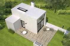 Griab − Alla Projekt – 25 kvadratmeter