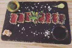 102|365. Cambiando la tarta  por el tataki ...happy b-day @glogloglo !!!  #tataki #foodporn #foodie #foodstagram #vscocam #vsco #buonanotte #goodnight #buenasnoches #bonanit #happybirthday #cumpleaños #alicante #alicantegram #igersalicante #picoftheday #366pics by majito23