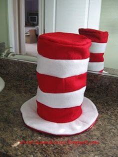 Mama Lusco Handmade: Dr. Seuss Hat Tutorial