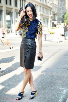 3 STREET STYLE STARS WE LOVE: Eva Chen