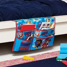 $9.99 Paw Patrol Ready For Bed! Collection Bedside Organizer…