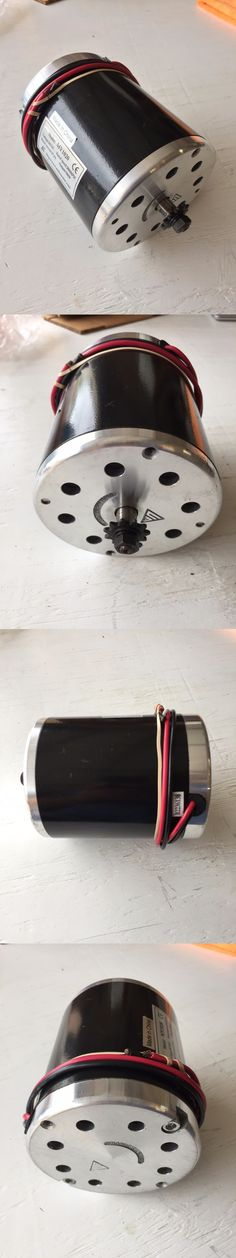Parts and Accessories 11332: 36 Volt 750 Watt Drive Motor My1020 Electric Scooter, Bike, E Bike -> BUY IT NOW ONLY: $60 on eBay!