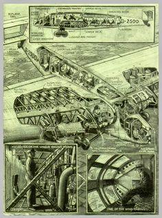 aerosngcanela: Grande avião de antes da WW2