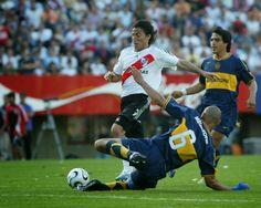 2006 - Gol de Farias (River 3 - Boca 1)