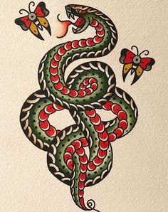 Traditional Tattoo Old School, Traditional Tattoo Flash, Old Tattoos, Tattoos For Guys, Tattoo Blog, Tattoo Ink, Arm Tattoo, Traditional Tattoo Inspiration, Vintage Tattoo Design