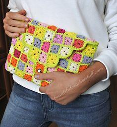 Crochet Purse Free Pattern   Beautiful Crochet Stuff