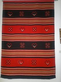 Karjala, raanu Finland, Wall Tapestry, Handicraft Ideas, Weaving, Textiles, History, Rugs, Tapestries, Antiques