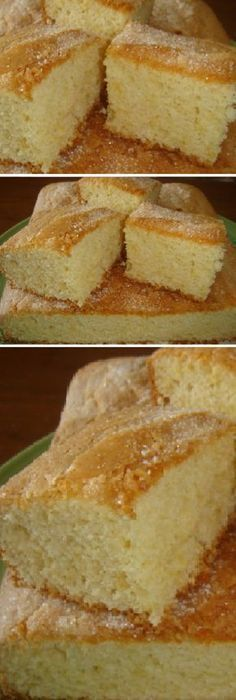 Discover our quick and easy recipe for Gingerbread with Companion on Current Cuisine! Sweet Recipes, Cake Recipes, Dessert Recipes, Desserts, 1234 Cake, Pan Dulce, Sandwiches, Sweet Bread, Vanilla Cake