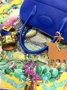 Hermès BE Bolide & accessories