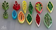 Different designs & ideas for quilling...